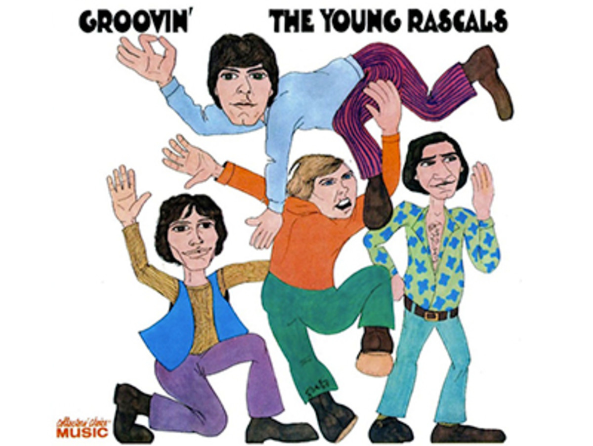 The Young Rascals –Groovin
