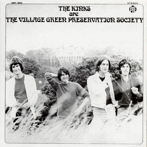 Kinks – Village Green Preservation Society