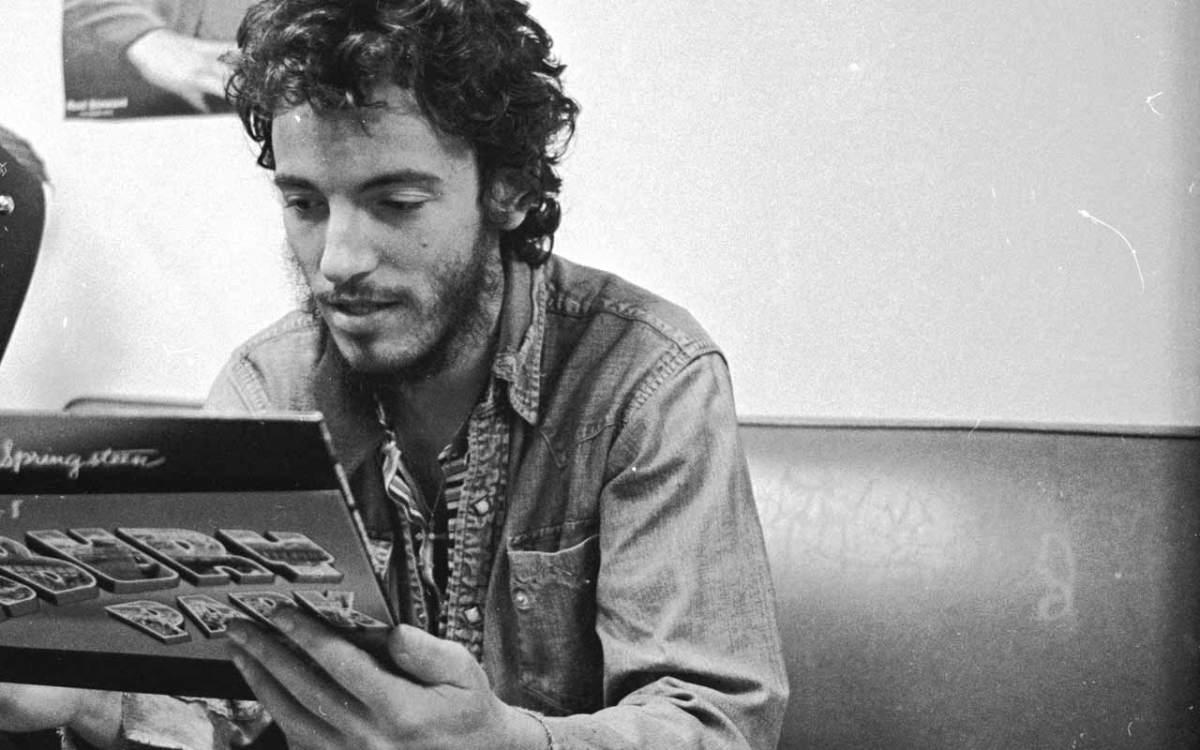 Bruce Springsteen – Spirit in theNight