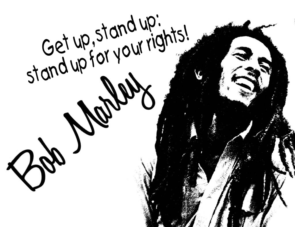"Bob Marley ""Get Up, Stand Up"" — 'Burnin'  (1973) Song"