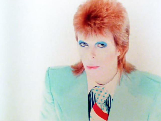David Bowie – Life On Mars?  ———       Songs that reference TheBeatles