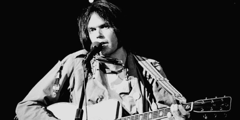 Neil Young – Campaigner  ——— Songs that reference RichardNixon