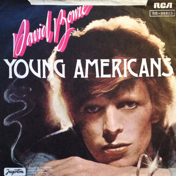 David Bowie – Young Americans  ——— Songs that reference Richard Nixon