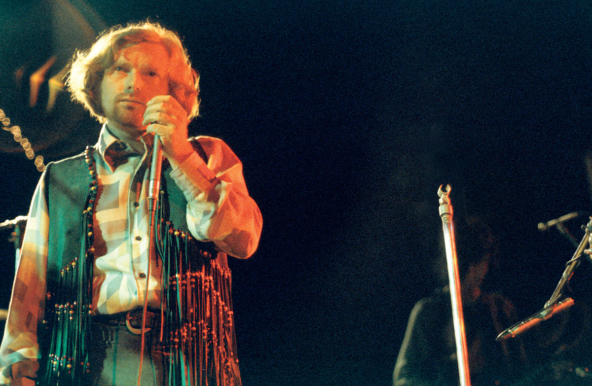 Van Morrison – And It Stoned Me