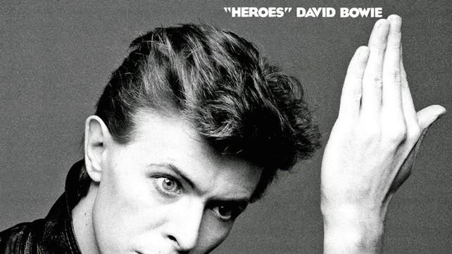 David Bowie –Heroes