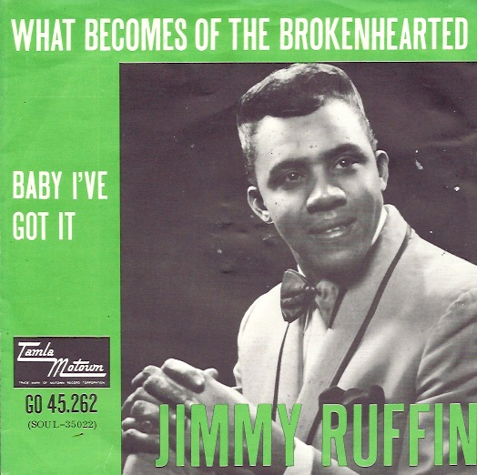Jimmy Ruffin – What Becomes of the BrokenHearted