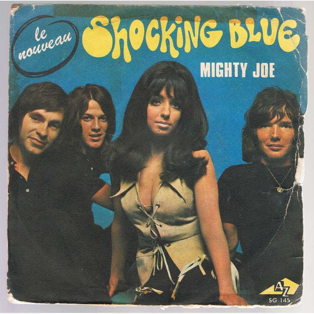 Image result for mighty joe shocking blue single images