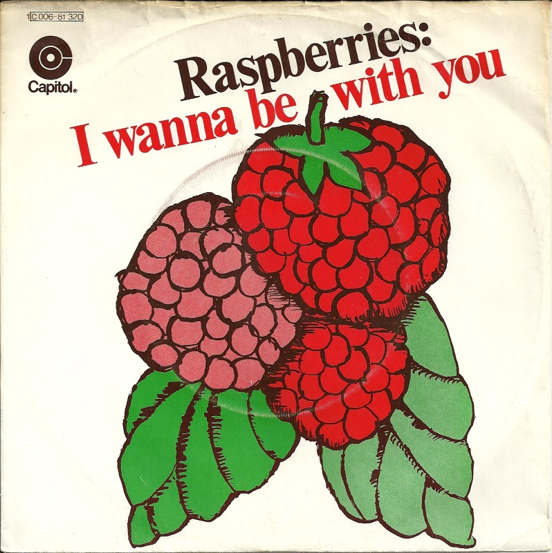 Powerpop Friday – Raspberries – I Wanna Be With You