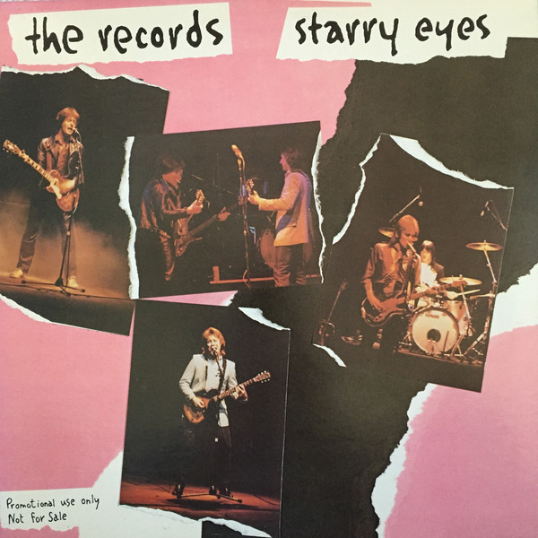 Powerpop Friday – The Records – Starry Eyes