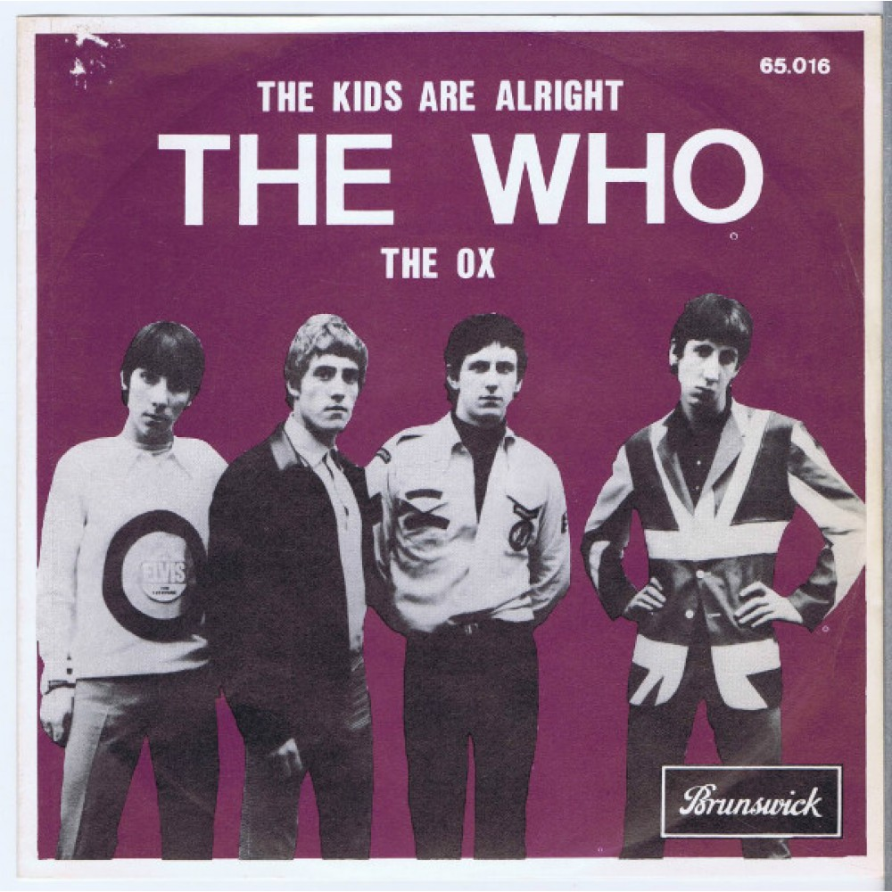 The Who – The Kids AreAlright