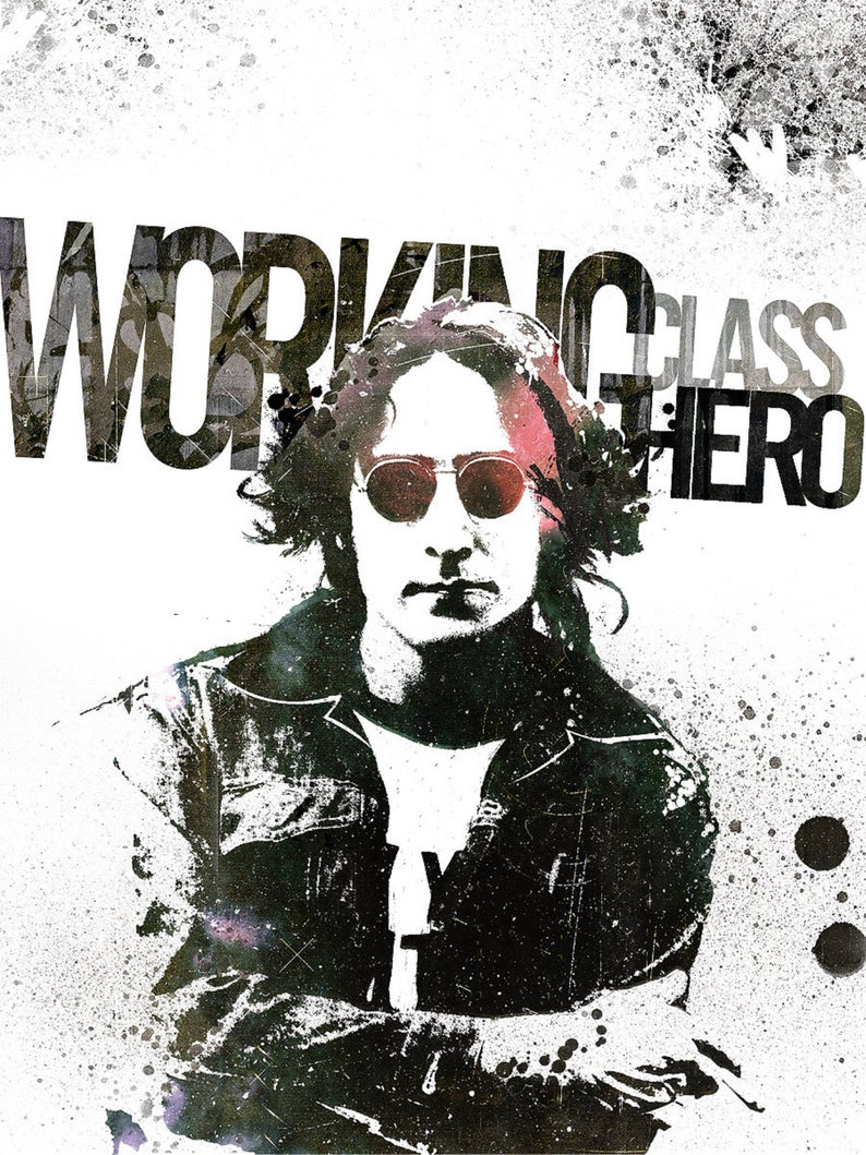 John Lennon – Working Class Hero