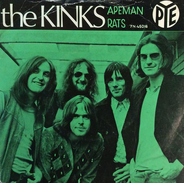 Kinks – Apeman