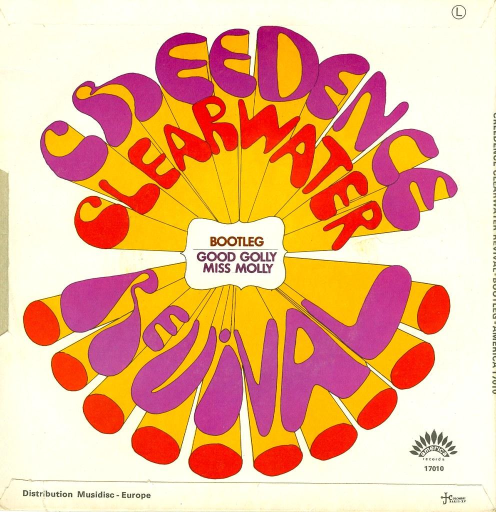 Creedence Clearwater Revival –Bootleg