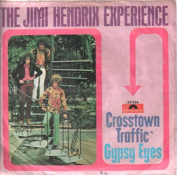 Jimi Hendrix – CrosstownTraffic