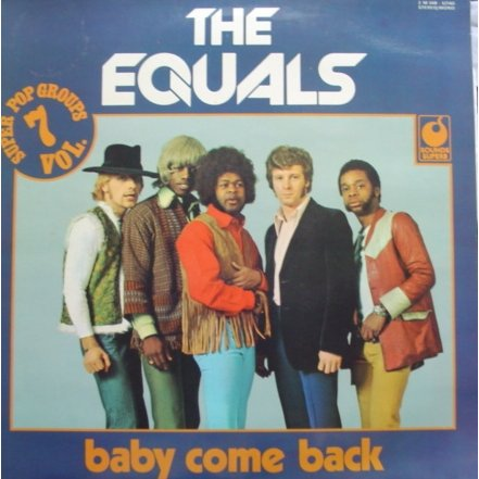 The Equals – Baby Come Back