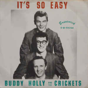 Buddy Holly – It's So Easy