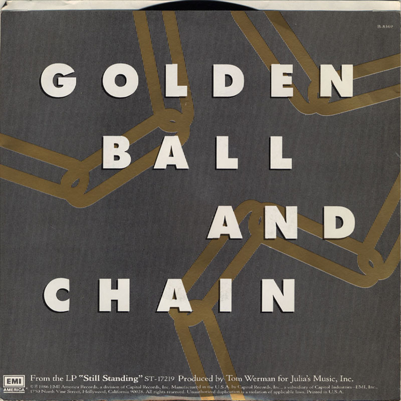 Jason & the Scorchers – Golden Ball and Chain