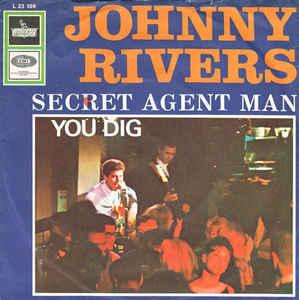 Johnny Rivers – Secret AgentMan