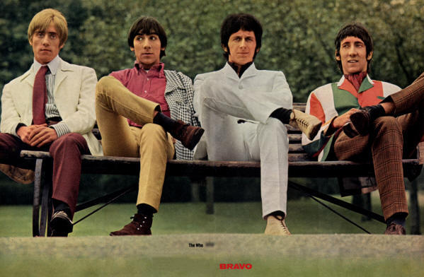 The Who – So Sad About Us —PowerpopFriday