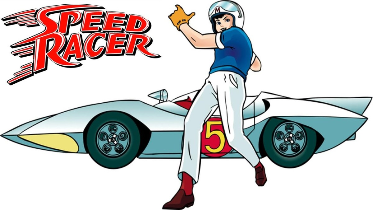 Speed Racer 1967