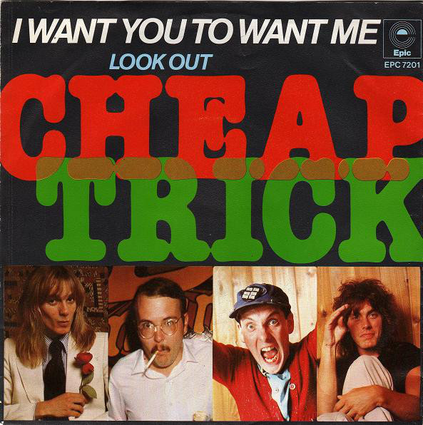 Cheap Trick – I Want You To Want Me —Powerpop Friday