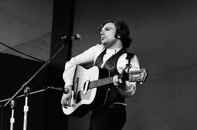 Van Morrison –Domino