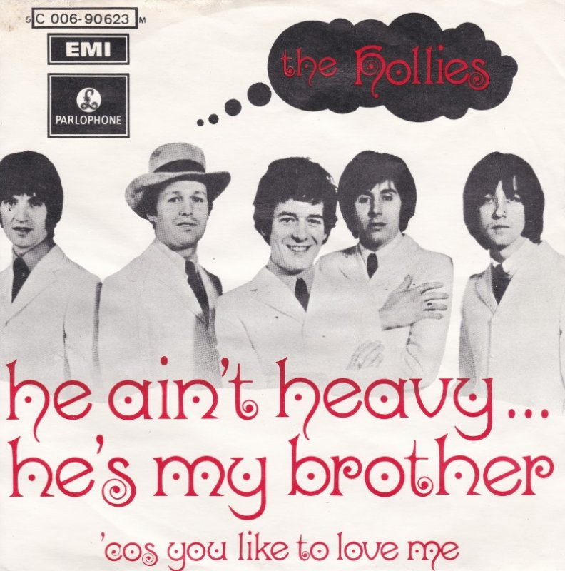 Hollies – He Ain't Heavy, He's My Brother