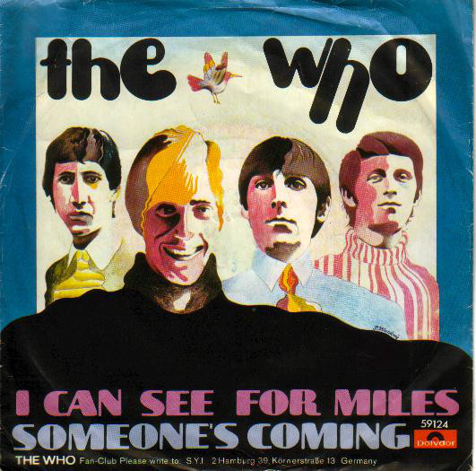 The Who – I Can See ForMiles