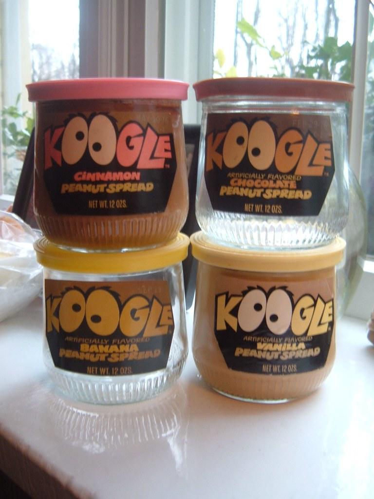 Koogle Peanut ButterSpread