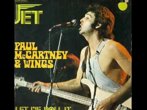 Paul McCartney –Jet