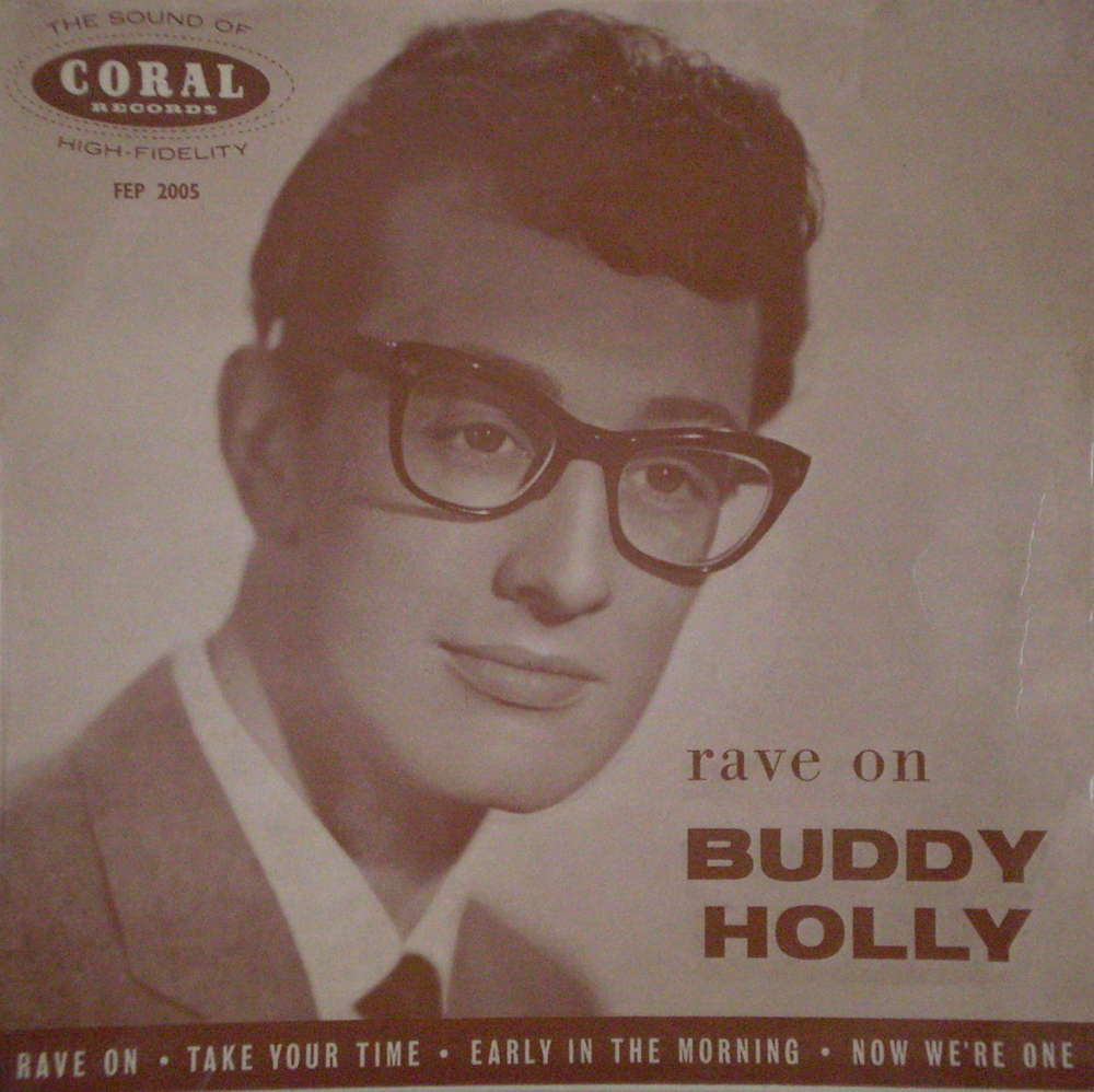 Buddy Holly – Rave On – PowerPop… An Eclectic Collection of