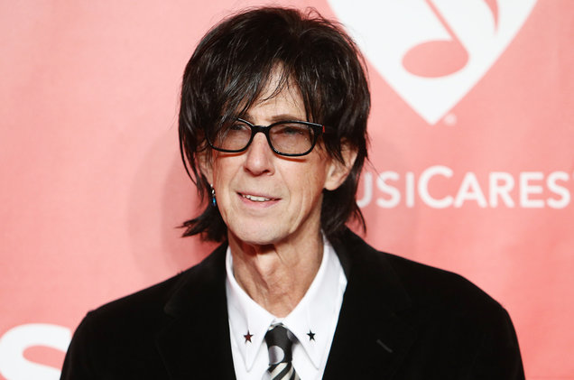 Ric Ocasek found dead today
