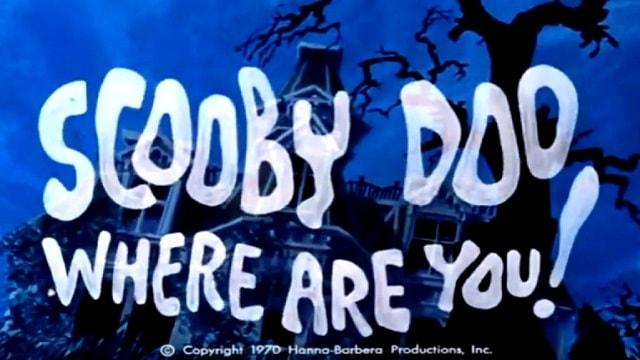 Scooby Doo Where AreYou!