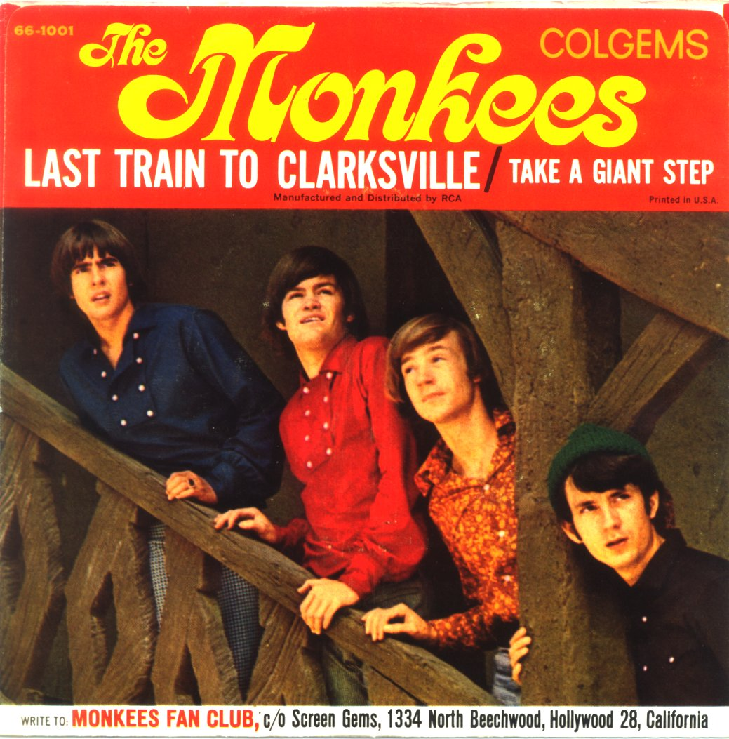 Monkees – Last Train To Clarksville
