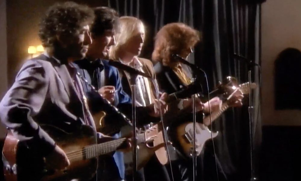 Traveling Wilburys – If You Belonged To Me