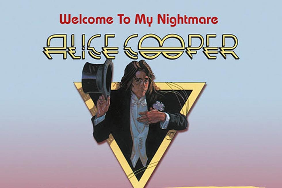 Alice Cooper – Welcome To MyNightmare