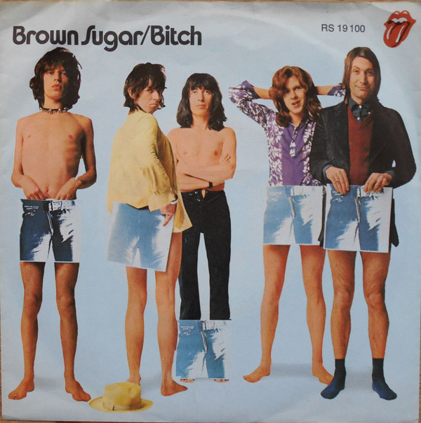 Rolling Stones –Bitch