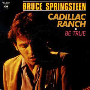 Bruce Springsteen – CadillacRanch