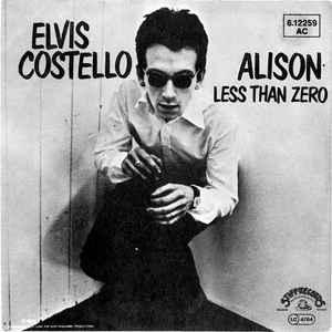 Elvis Costello – Alison    —-Powerpop Friday