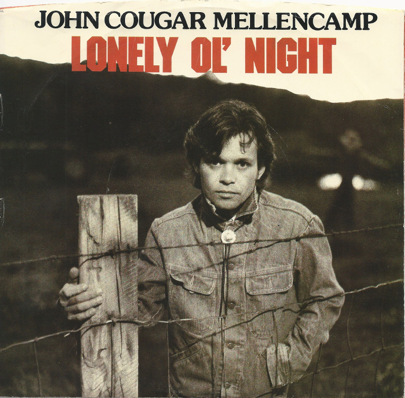 John Mellencamp – Lonely Ol' Night