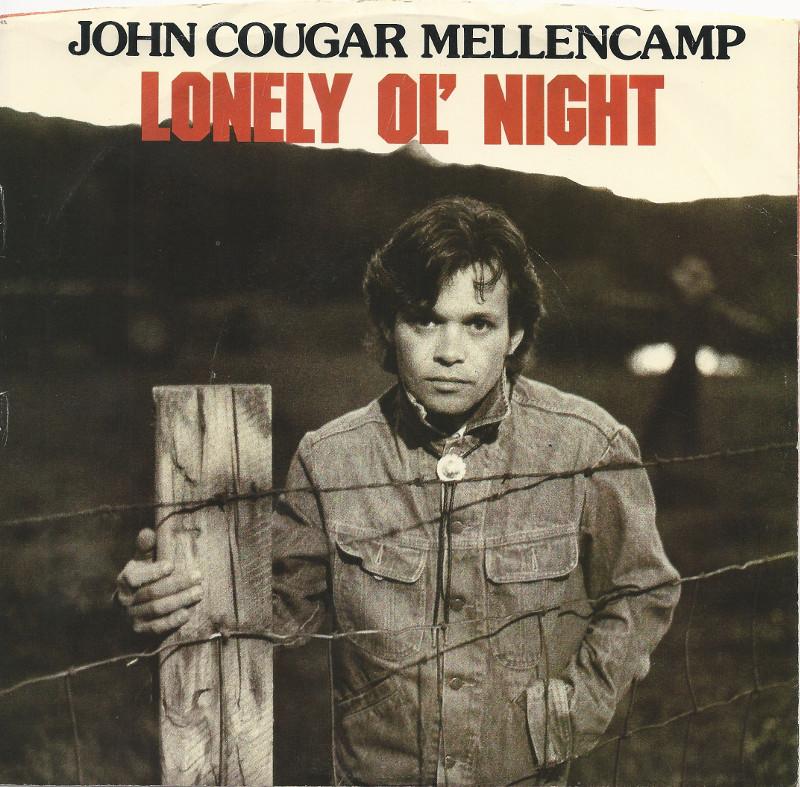 John Mellencamp – Lonely Ol'Night
