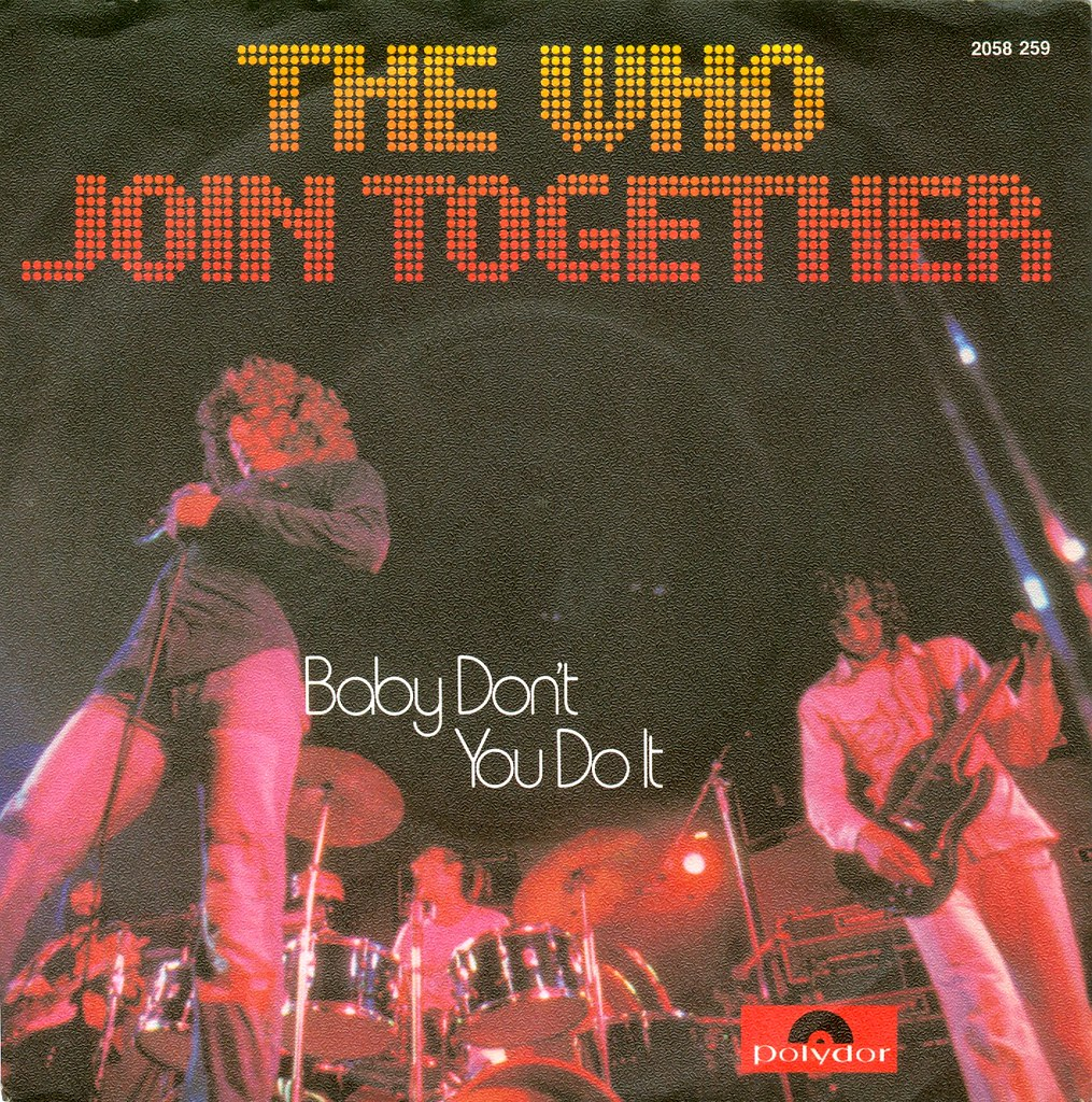 Who – Join Together