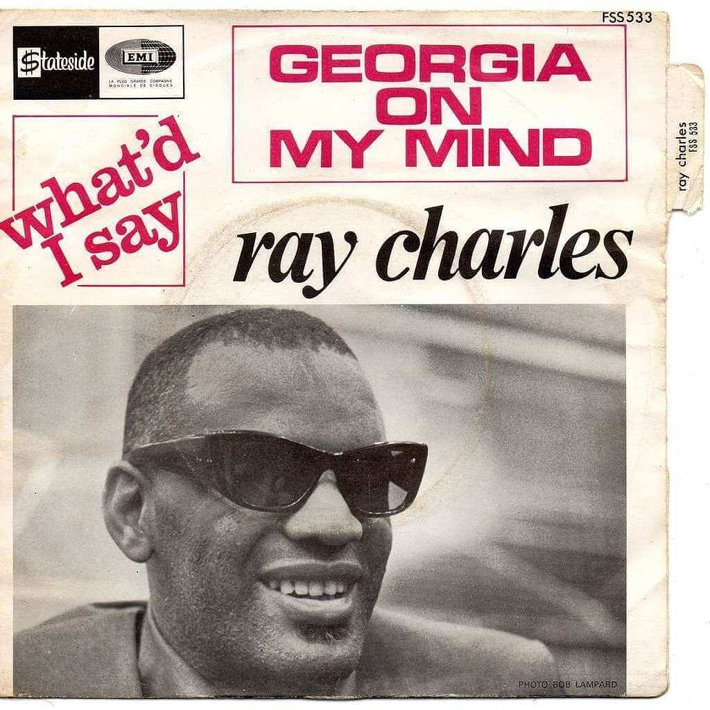 Ray Charles – Georgia On MyMind