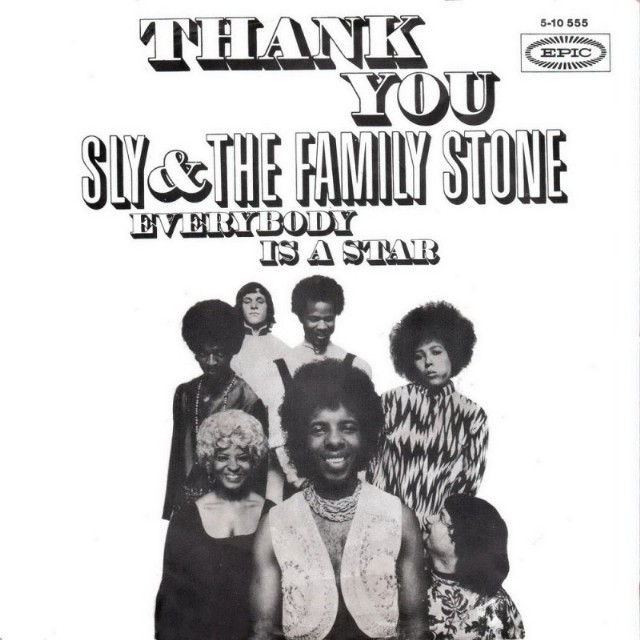 Sly & The Family Stone – Everybody Is AStar