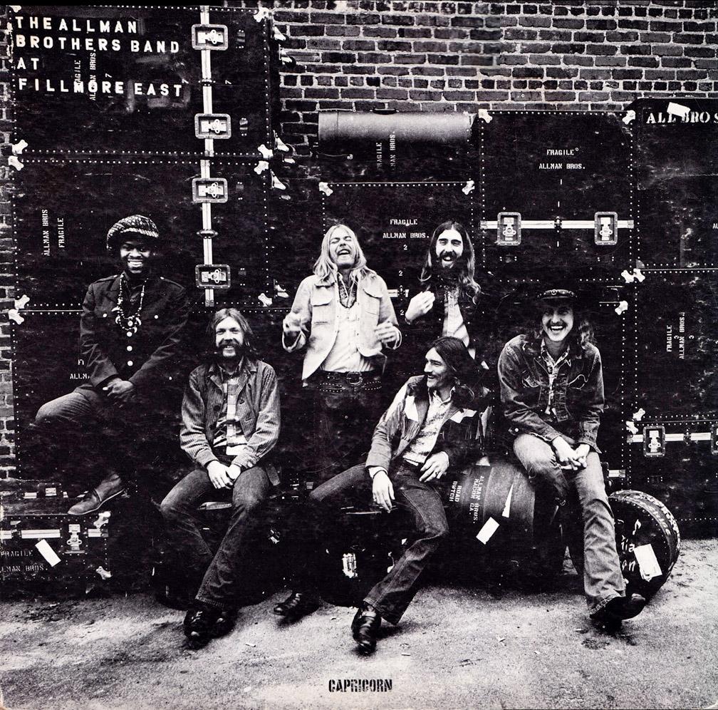 Allman Brothers – StatesboroBlues