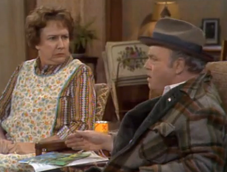 Classic TV Episodes: All In The Family – Edith's Problem