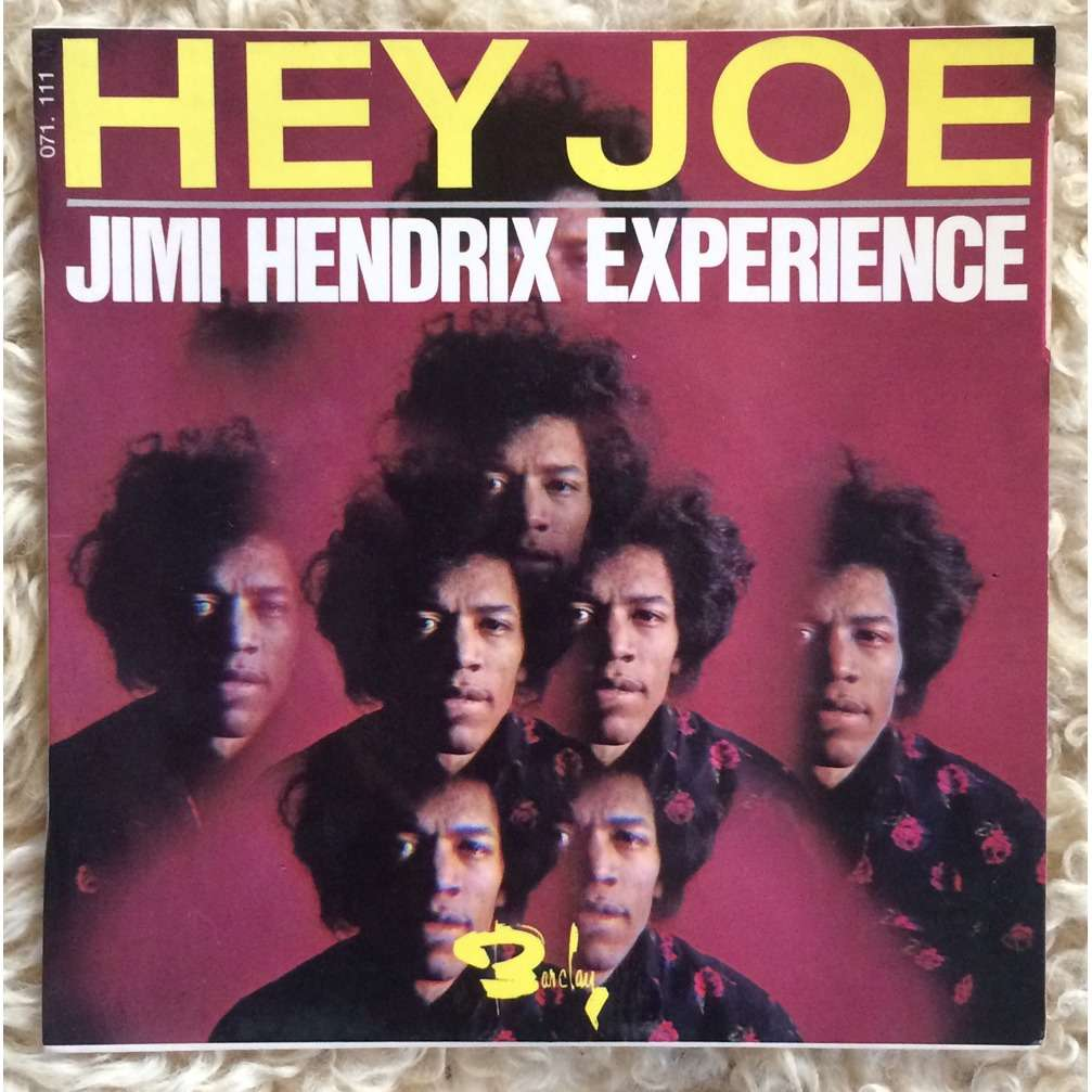 Jimi Hendrix – HeyJoe