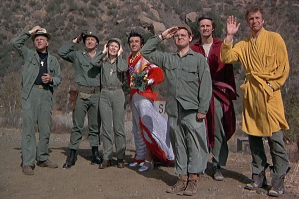Classic TV Episodes: M*A*S*H – Abyssinia, Henry