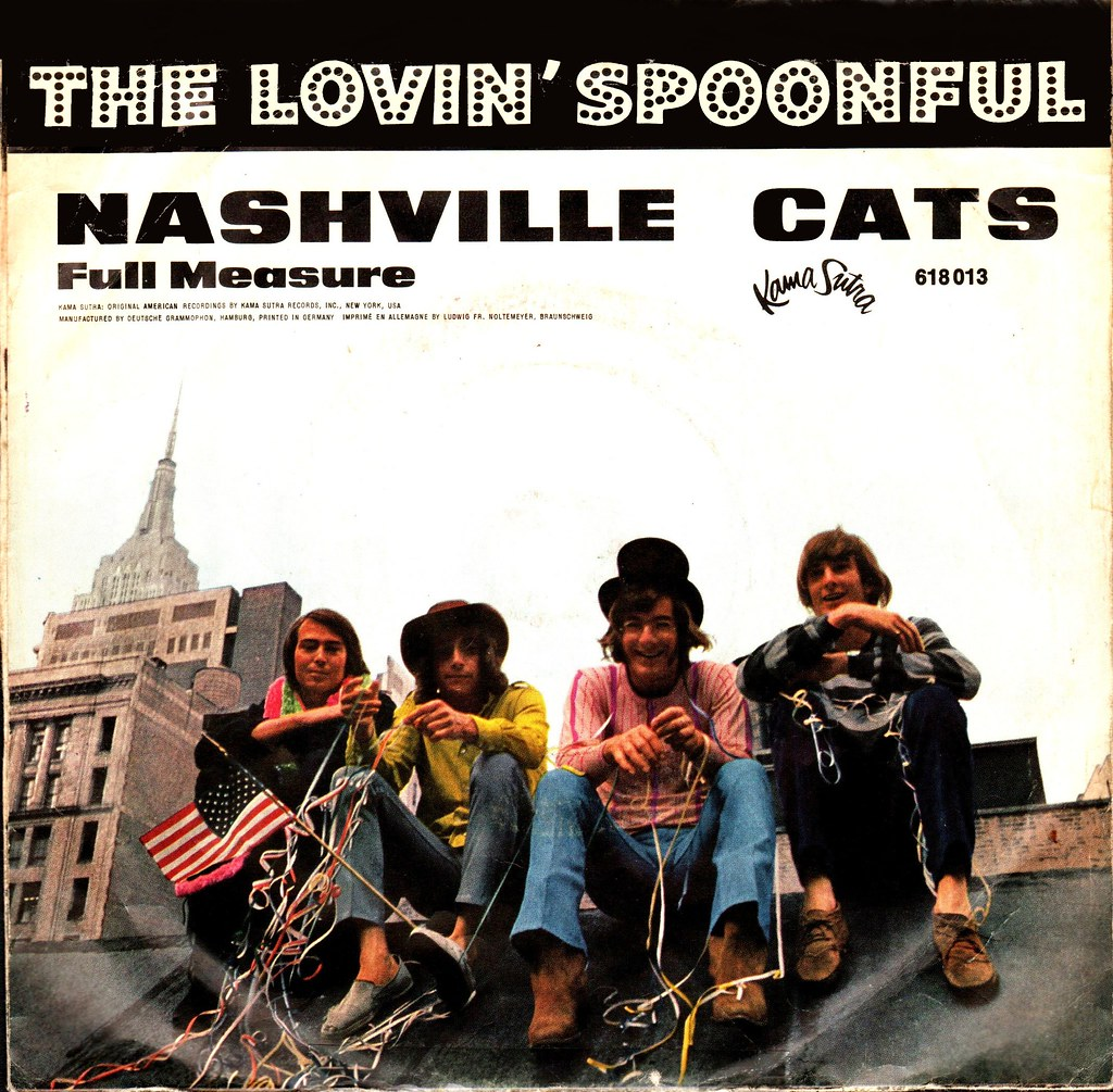 Lovin' Spoonful – Nashville Cats