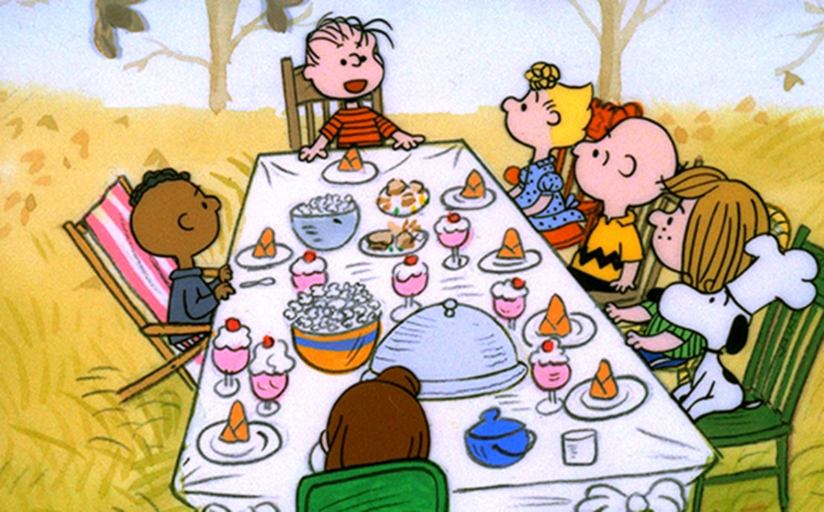 A Charlie BrownThanksgiving